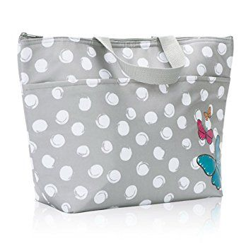 This U R U Thermal symbolizes Thirty-One's commitment to help fund lift-saving research at the National Children's Hospital to help girls everywhere. Thermal Totes are extremely functional because they keep cold food cold and hot food hot. Make it your own by adding personalization.
