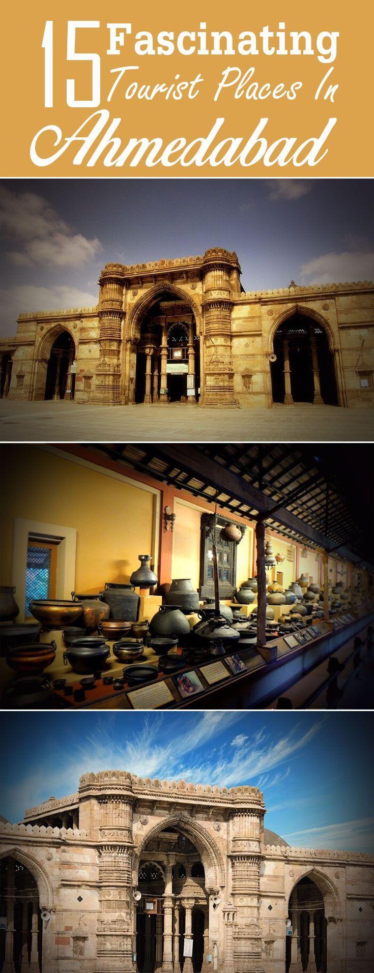 Ahmedabad, Gujrat, India - Heritage sites