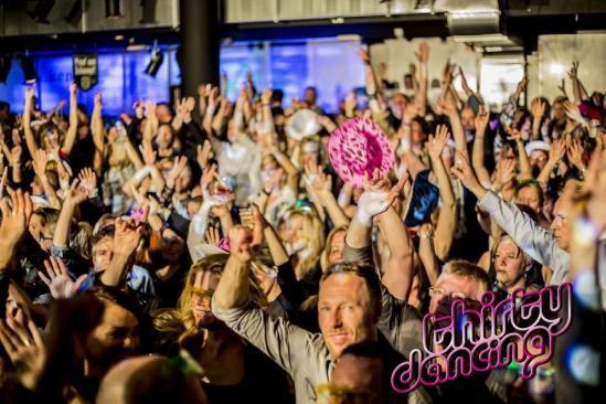 Zaterdag 8 april 2017 is het landelijke dertigersfeest Thirty Dancing voor de eerste keer in Eindhoven. Kom jij ook naar de Oude Rechtbank?