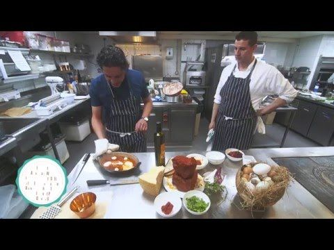 How to Make Perfect Lasagne - Theo Randall & Francesco Mazzei - YouTube