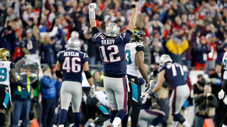 AFC Championship Recap: Jacksonville Gets An 'A' for Effort But Tom Brady Gets The 'W'
