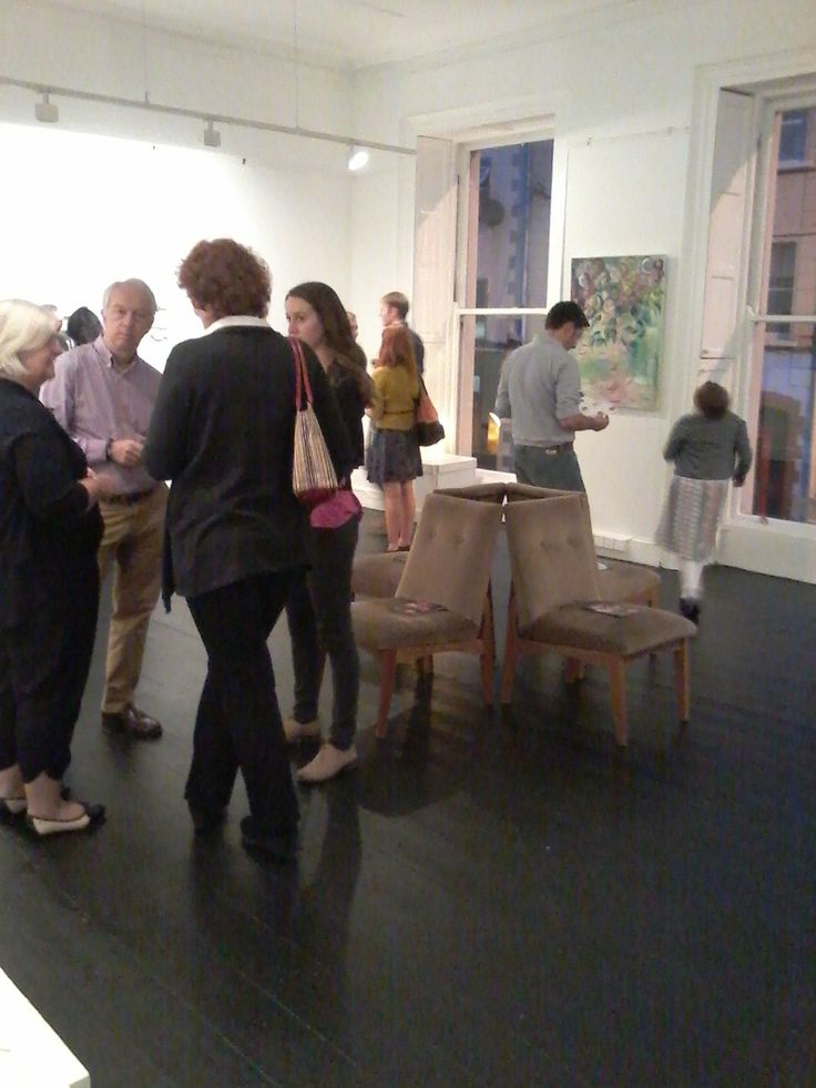 Pop up exhibition and open studios
