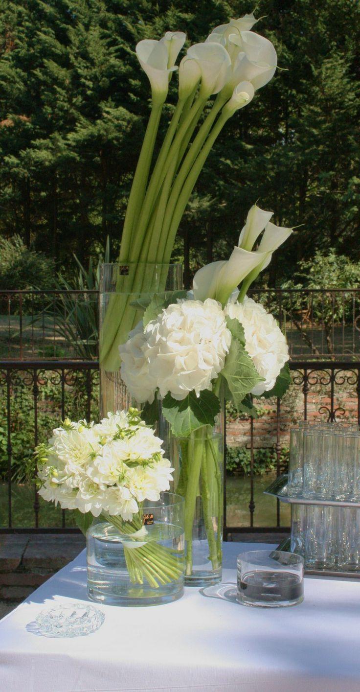 Mariage vert et blanc www.gali-m.fr