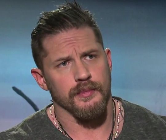 """Tom Hardy interviewed on """"The Revenant"""" - January 2016"""