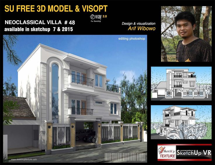 FREE SKETCHUP 3D MODELS 10 Handpicked Ideas To Discover