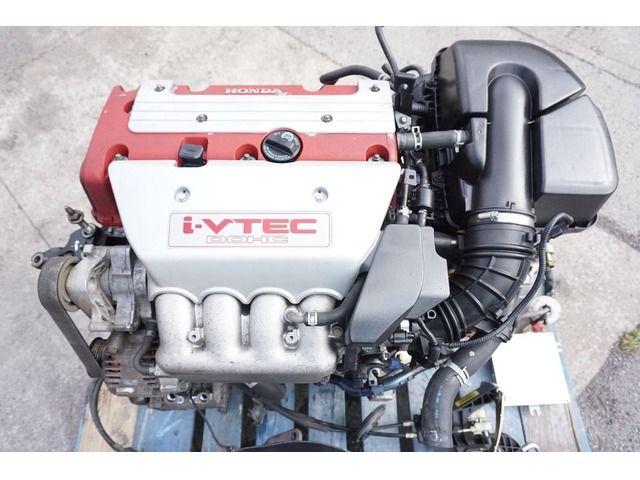 Jdm Honda Civic Type R K20a R Engine 6 Speed Transmission Axles Shifter Ecu Ep3 Honda Civic Type R Honda Civic Jdm Honda
