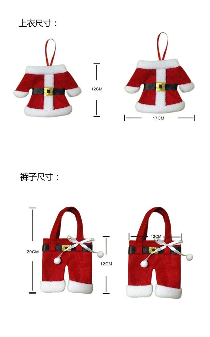 portacubiertos navideños con moldes gratis - Buscar con Google