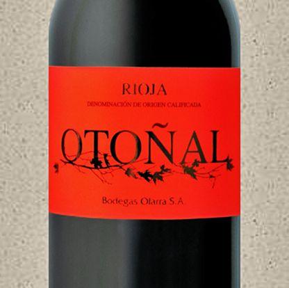 O Otoñal Tinto 2011 foi um de nossos destaques. Corte de uvas típicas espanholas - Tempranillo, Garnacha e Mazuelo y Graciano - é um representante fantástico da aclamada região de Rioja.
