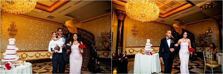 Wedding : Alicia + Harry @ The Venetian Garfield, NJ » Engagement | Wedding Photography