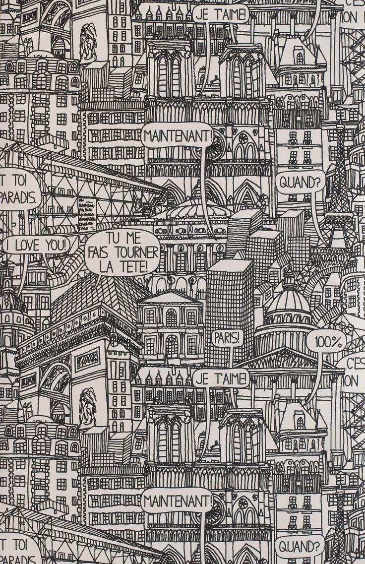 best 25 paris illustration ideas on pinterest paris art. Black Bedroom Furniture Sets. Home Design Ideas
