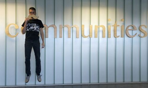 Great job Martijn! #coworking @coworkingspace #research #community