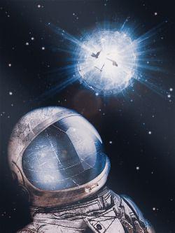 Epiphany Astronaut