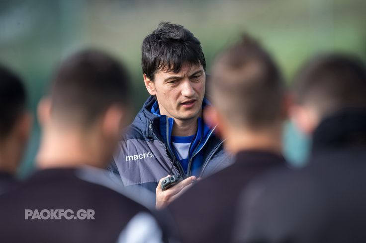 #coach #Ivic #PAOK #NeaMesimvria #directions #training