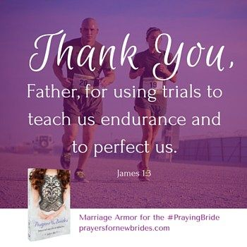 Praying God's Word for Your Marriage (James Chapter 1)