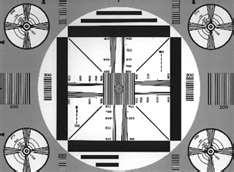 vintage tv test patterns