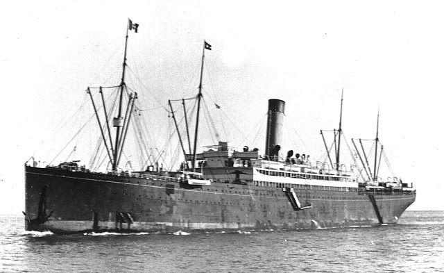 EN BUSCA DE LOS TESOROS PERDIDOS: El tesoro del RMS Republic.