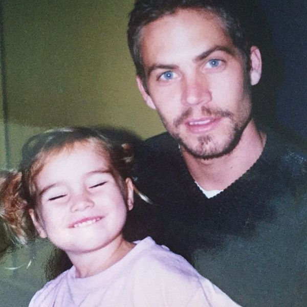 Meadow Walker Shares a Heartwarming Photo of Her Late Father Paul Walker—See the Pic! Paul Walker, Meadow Walker