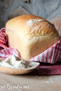 Pane in cassetta (pane bianco) – getBready