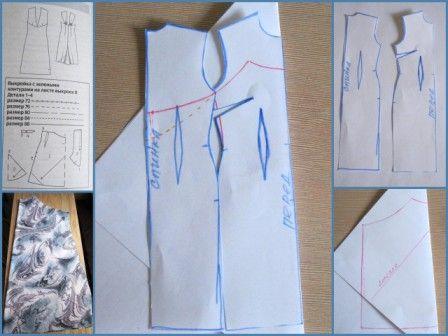 Картинки по запросу выкройка платья с открытой спиной