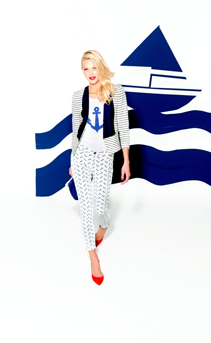 By Malene Birger, Temptation High/Summer 2013 Collection.