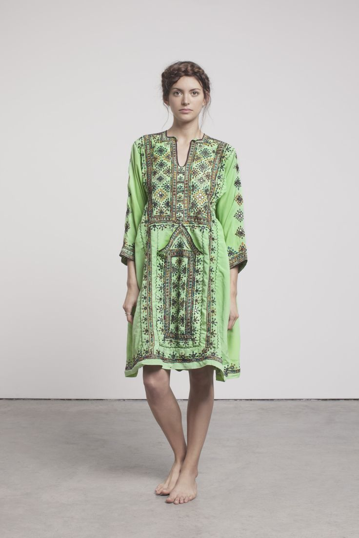 Vintage Balochi dress £120 www.bloomingdreamer.co.uk