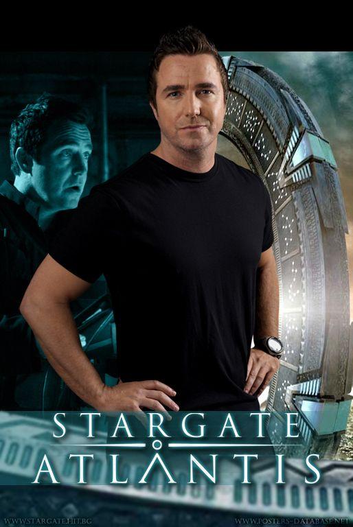 Dr. Carson Beckett | Stargate: Atlantis Fan Art by P-DB on DeviantArt