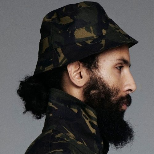 Beppe Camo - Camouflage Patterned All-Weather Hat