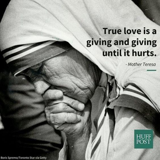 Best 25+ Mother Teresa Quotes Ideas On Pinterest