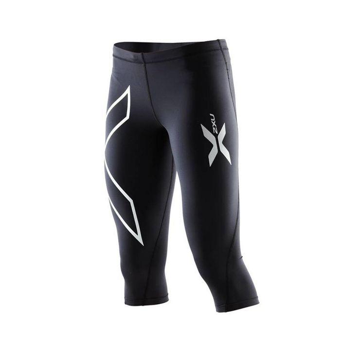 2XU Women Compression Tights Fitness Shorts Running Women Sports Gym Yoga Shorts #2XUWomenChina #BaseLayerBottom