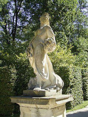 Statue of Rhea