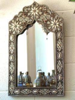 Maison Malou loves it! Moroccan mirror...