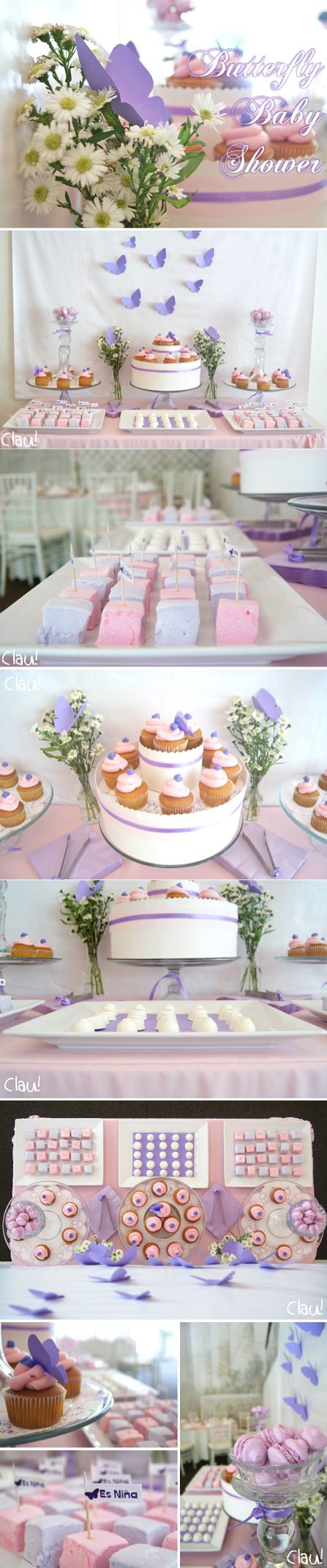 dessert table baby shower mesa de postres para baby shower de