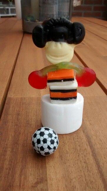 Wk voetbal traktatie
