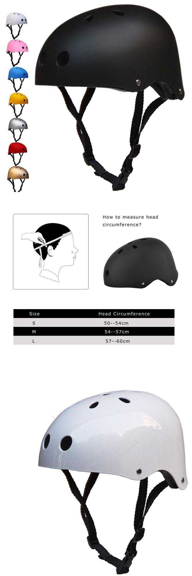 [Visit to Buy] Skate BMX Scooter Stunt Bike Bicycle Cycling Crash Safety Helmet Skateboard SML #Advertisement
