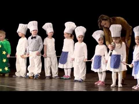 Bola raz mala hviezdicka deti tanec live - YouTube