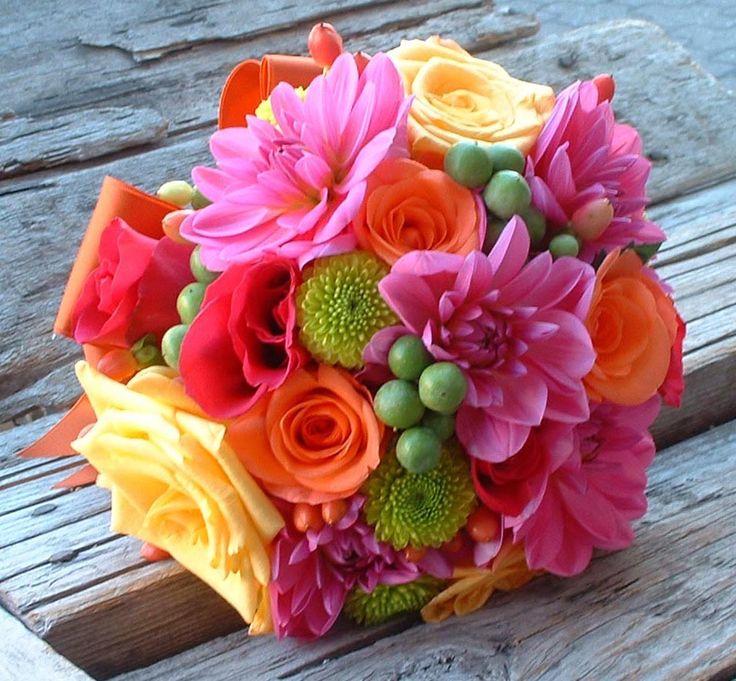 bouquet bright