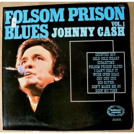Johnny Cash: Folsom Prison Blues Vol. 1 (LP)