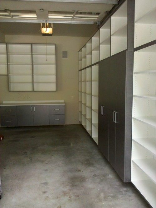 Garage Cupboards And Shelving Design Ideas Pictures Remodel Decor Find This