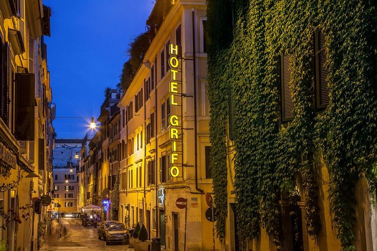 Hotel Grifo - Hotels.com - rome