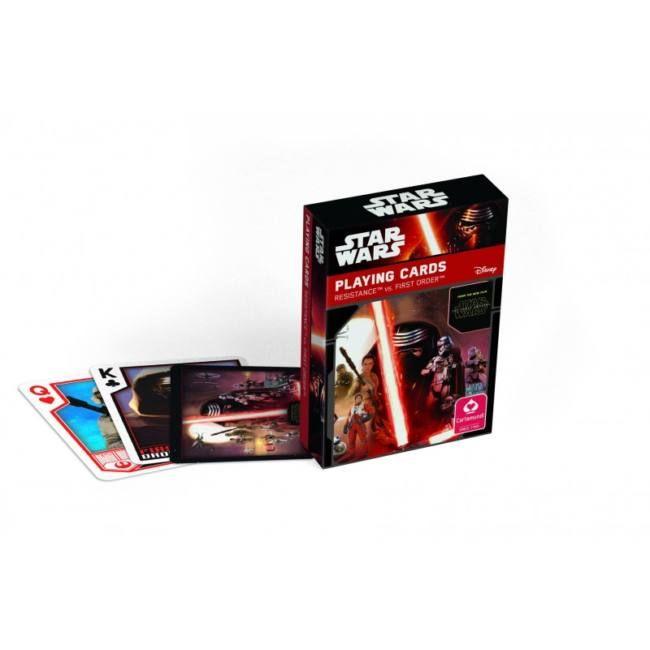Star Wars Ébredő Erő kártya - 6 éves kortól - Egyszerbolt Társasjáték Webáruház