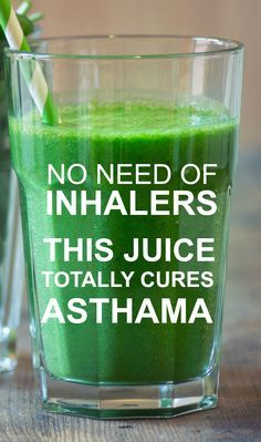 No Need Of Inhalers, This Juice Will Totally Cure Asthma Attacks, Guaranteed