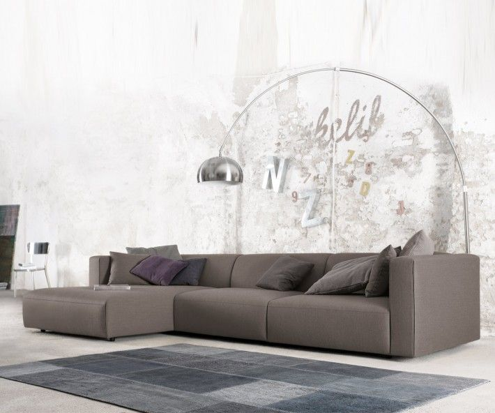 Prostoria Kvadra Lounge Sofa Match L Ecksofa