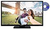 Telefunken XF32A201D 81 cm (32 Zoll) Fernseher (Full HD, Triple Tuner, DVB-T2 H.265/HEVC, Smart TV, DVD-Player)