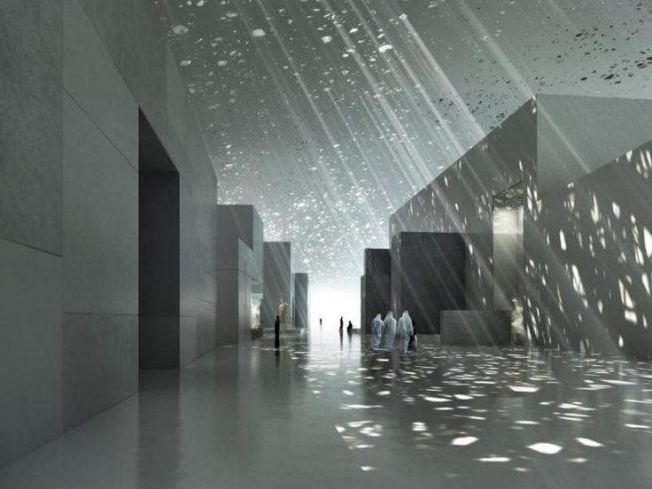 Louvre Abu Dhabi Museum Jean Nouvel 014