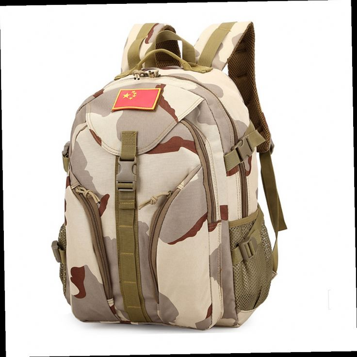 48.34$  Watch here - http://aliarp.worldwells.pw/go.php?t=32753043813 - 35L Military Enthusiasts Backpack Camouflage Military classic Backpack Assault Molle Bag for Men Waterproof Backpack Laptop Bags 48.34$