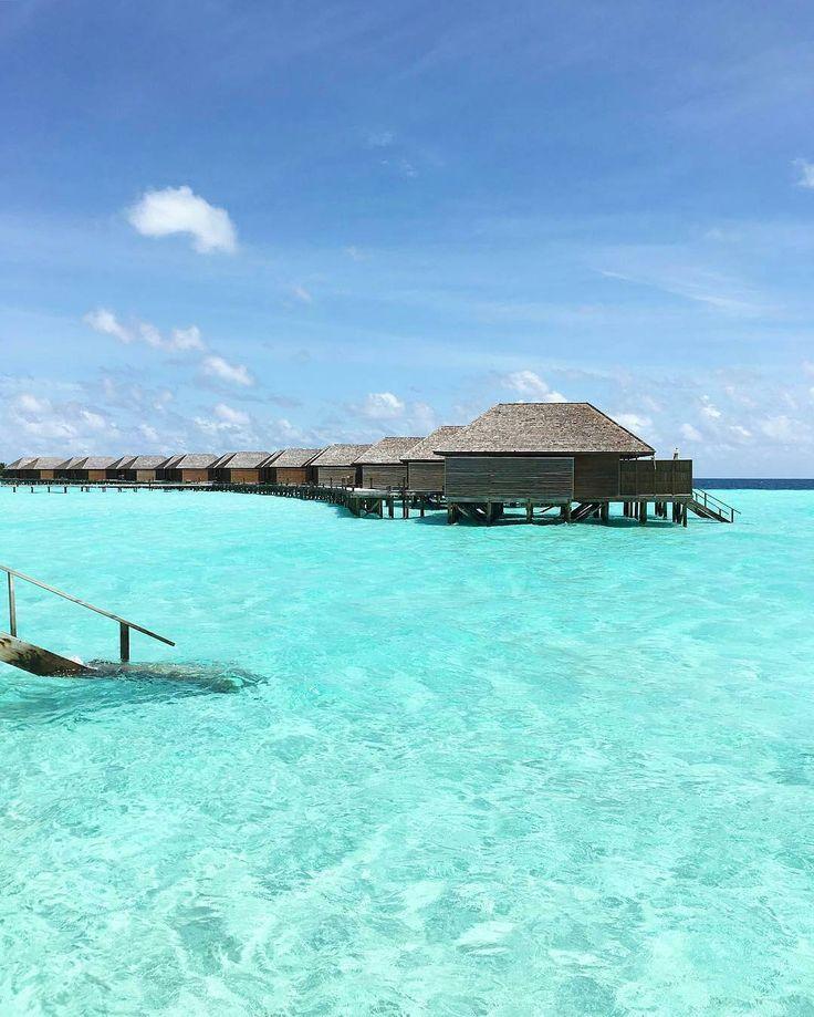 The Maldives Island - Veligandu Island Resort #Maldives