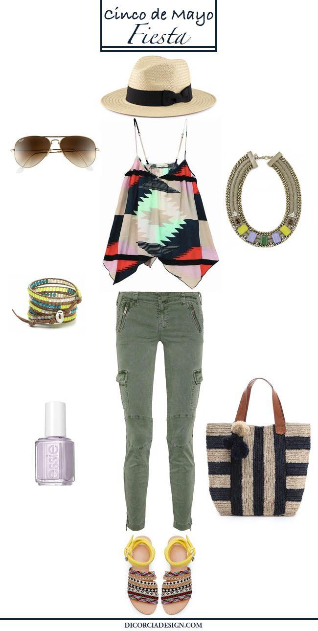 Cinco de Mayo Outfit