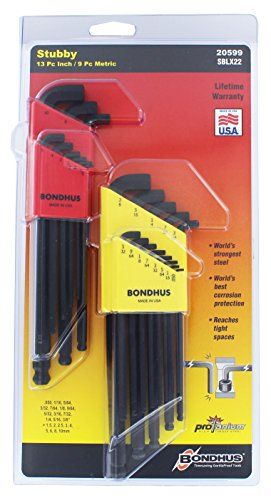 Awesome Top 10 Best Hex Keys Stubby - Top Reviews