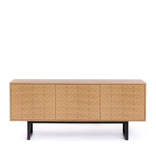 25 best ideas about buffet bois massif on pinterest bureau bois massif meuble massif and. Black Bedroom Furniture Sets. Home Design Ideas