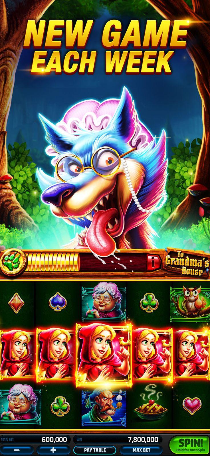 Slotomania Free Games